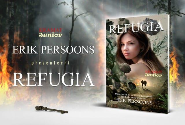 Refugia, schrijven en lezen met jongeren