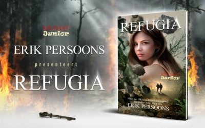 Refugia, a writing experiment for young people